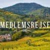 medlemsrejse Alsace 2020